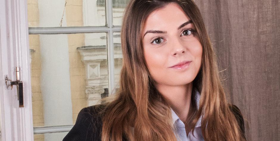 Välkommen Aida Hodzic!